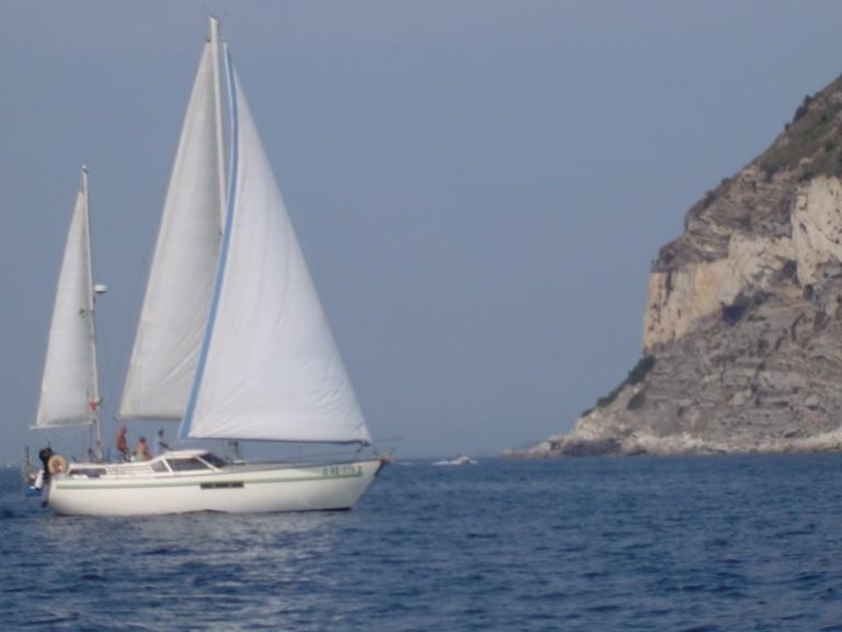 Stefini 36' - vacanze a Vela nell'Arcipelago Toscano
